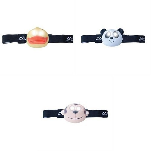 Home & Living 2 LED Animal Head Torch