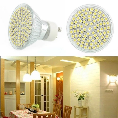 1x GU 16 White LED Office Home Spot Down Light Lamp Bulb 4W Generic model
