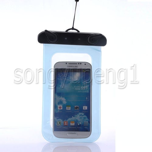 Waterproof Underwater Pouch Bag Pack Case Cover For iPhone Samsung LG