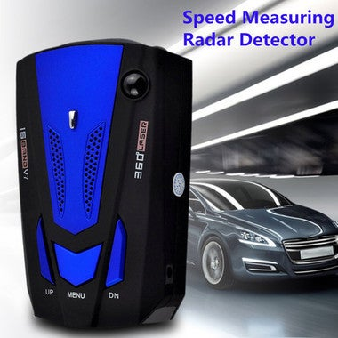 2018 New Anti-Police GPS Speed Measuring Radar Detector With Voice Alert