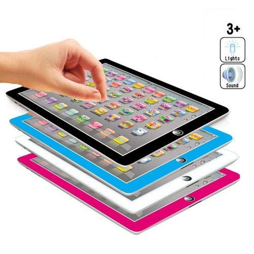 *Hi-Pad Mini* Educational Learning Tablet For Kids In BLACK or PINK