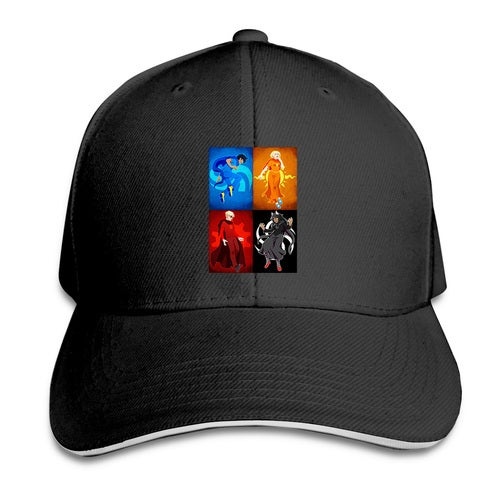 homestuck trolls Unisex Adult Snapback Print Baseball Caps Flat Adjustable Hat