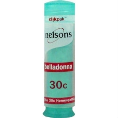 Nelsons Belladona 30c 84 tablet