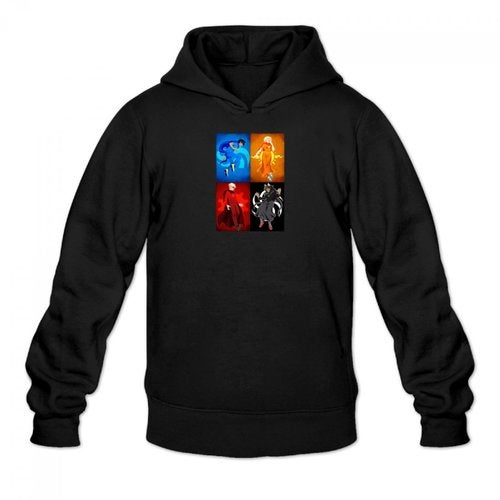 homestuck trolls Men's Hoody Hoodie Hooded Sweatshirt