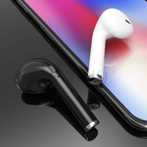 HBQ I7 True Small Wireless Bluetooth Stereo Headset Earbud For iPhone Samsung(Right Ear Single)