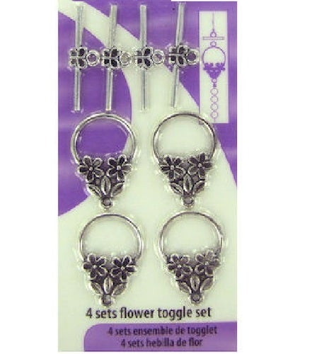 Toggle and Clasp Sets Your Choice
