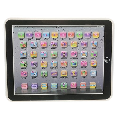 Kids English Machine for Kids Touch Screen Hi Pad Mini  Baby Learning Toy