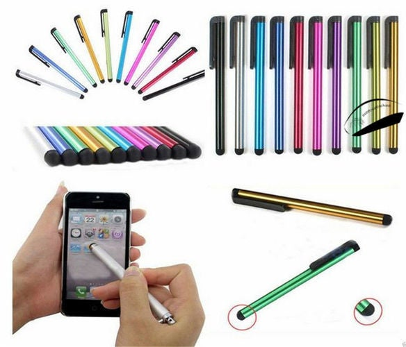 Universal mini Metal Stylus Touch Screen Pen for iPhone iPod iPad Smart Cell Phone Tablet PC