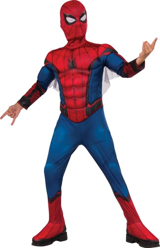 Spider-man Homecoming Padded Child Costume