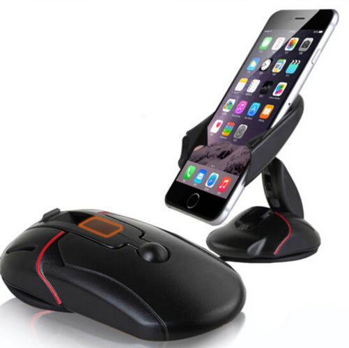 360° In Car Dashboard GPS Stand Cradle Universal Mount Mobile Phone Cell Holder