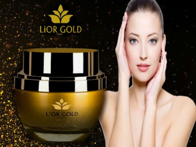 Lior Gold Paris Golden Facial Peel