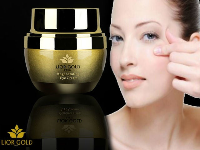 Lior Gold Paris Regenerating Eye Cream