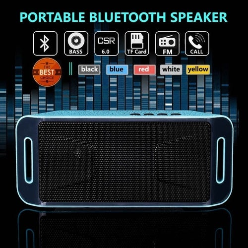 Speaker Touch Control Speakers Bluetooth Wireless 4 Drivers Audio Home Music Theatre 3D Stereo System Computer Phones