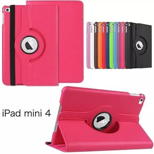 Classic Leather 360° Case for Apple iPad Mini 4