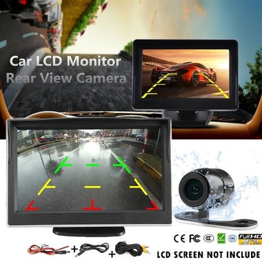Newest Car Rear Night Vision View Camera 170 Butterfly Night Vision Reverse Moni