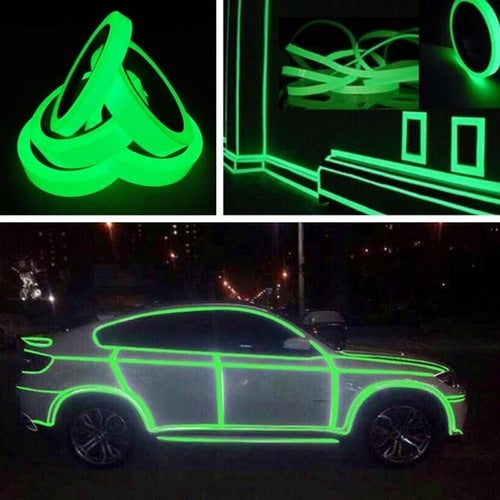 New Sale Hot Selling 4M Luminous Tape Self-adhesive Glow In The Dark Safety Stage Home Decorations