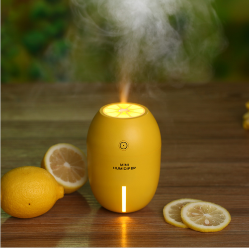 Air Humidfier USB Air Purifier Freshener with LED Lamp Aromatherapy Diffuser Mist Maker for Home Auto Mini Car Humidifiers