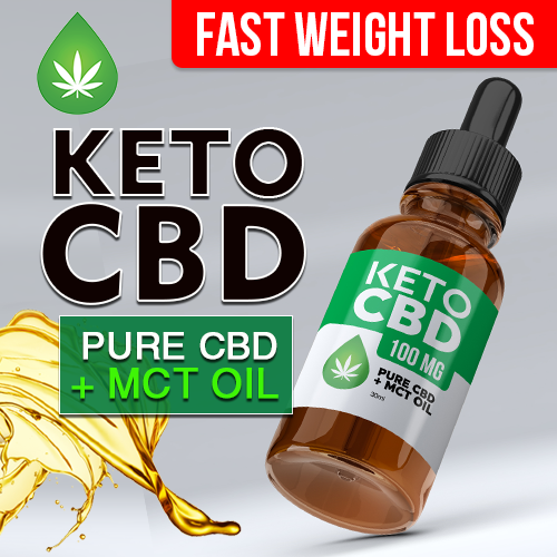 KETO + CBD #1 RATED WEIGHT LOSS &