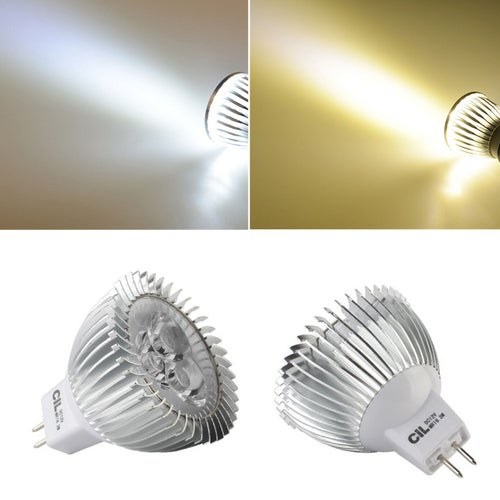 1 pcs NEW 3W LED spotlight  SMD 220V Warm / Cool White Bulb Lamp