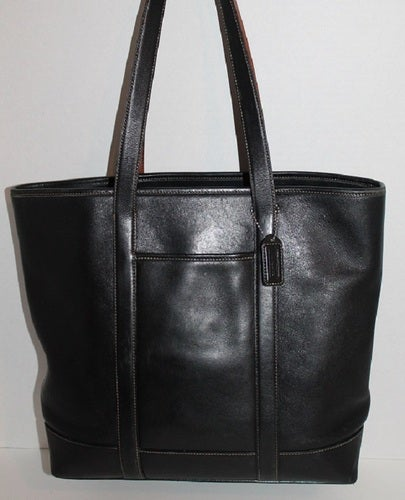 b7580ce73eed ... wholesale coach classic black vintage gallery tote bag 5188 2bad9 38a62