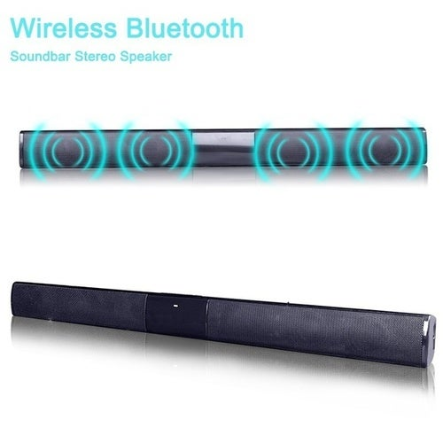 Home Audio&Theater Wireless Bluetooth Soundbar TV Stereo Speaker Subwoofer Bass Music Player