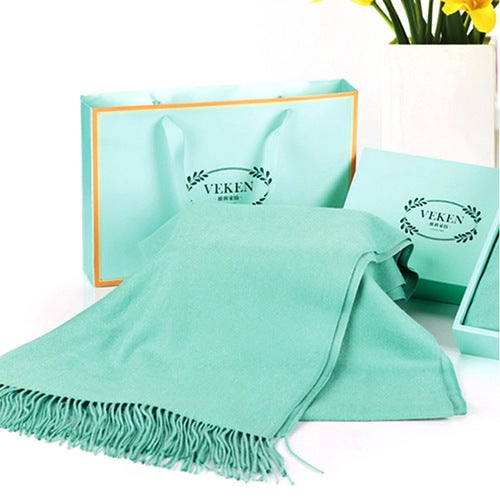 National Veken Home Textile Scarf VKM-15801 Gift Scarf Winter Warm Scarf