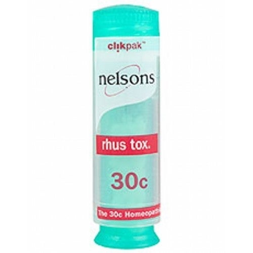 Nelsons Rhus Tox 30c 84 tablet