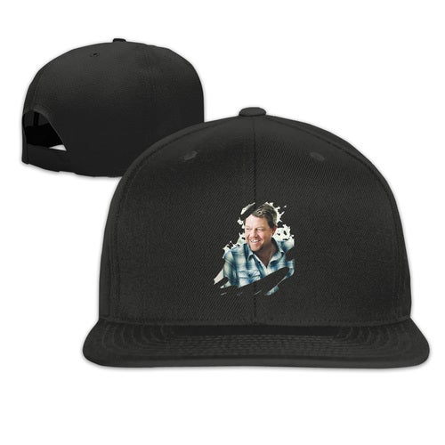 Home Pat Green Adult Snapback Adjustable Print Baseball Caps Flat Hat