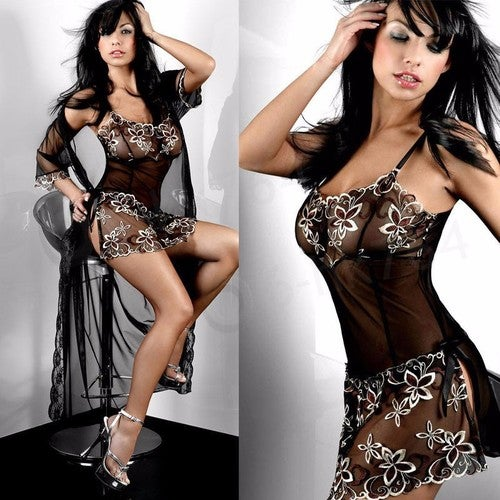 9a39473d864 Hot Sexy Lingerie Plus Size Sexy Night Dress Sexy Cl...