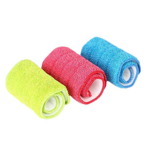 Reusable Home Use Microfiber Pad Household Dust Clean Cleaning for Spray Mod
