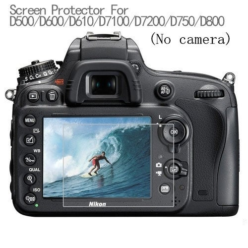 Hot PULUZ Camera 9H Surface Hardness Tempered Glass Screen Protector for Nikon D5300 / D5500