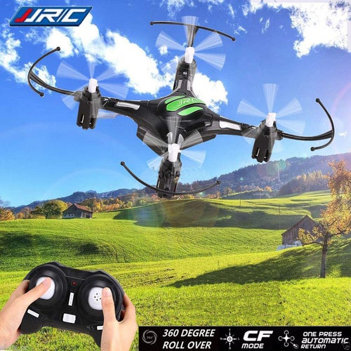 Headless Mode RC V H8 Drone Helicopter 2.4G 4CH Quadcopter Gyro 3D Eversion RTF Drone