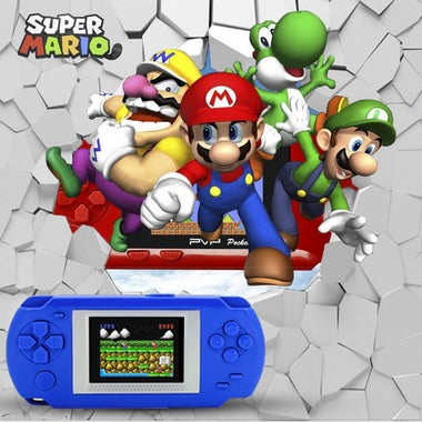 (Random color)Lucky Year 2018! Selling So Enjoy Portable 200+ Games Console Hand