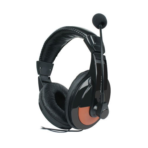 50% OFF MEGA SALE -- BEST QUALITY Adjustable Headphone Over Ear PC Gaming Headset Microphone Stereo For Notebook