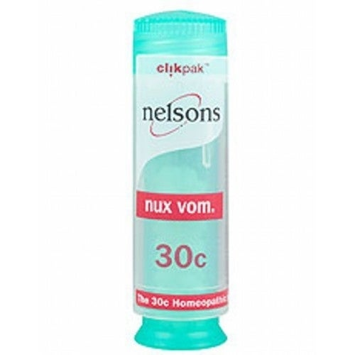 Nelsons Nux Vom 30c 84 tablet