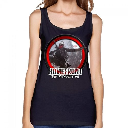 Homefront The Revolution 2016 Logo Women's Vest Tank Tops
