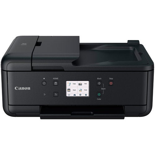 Canon PIXMA TR7520 Wireless Home Office All-in-One Printer with Scanner, Copier & Fax