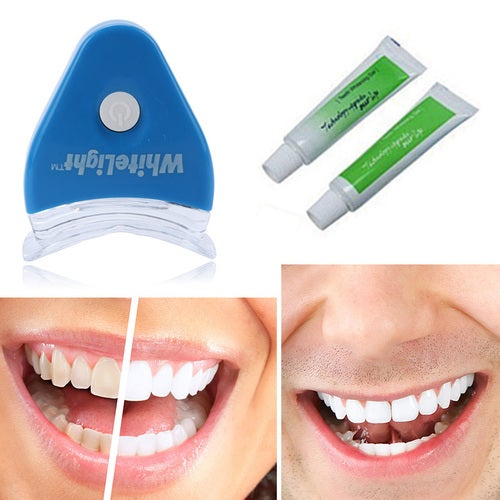 Home Laser Tooth Whitening Devices Teeth Bleaching Kit Teeth White Enhance Set