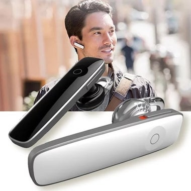 Bluetooth Headset Wireless Music Earphone HD Sound Microphone for iPhone Samsung