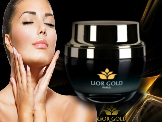 Lior Gold Caviar Concentrate Sleeping Mask