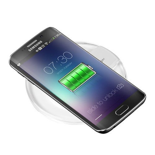 charger Samsung qi wireless charger for samsung s6 s6 edge s7 s7 edge white