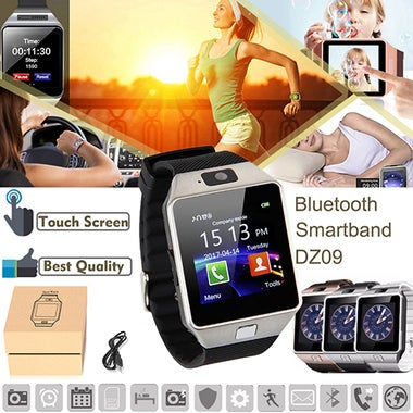 Best SIM Smartwatch Support UP to 32GB TF Card,Bluetooth Smart Camera GSM SIM/TF