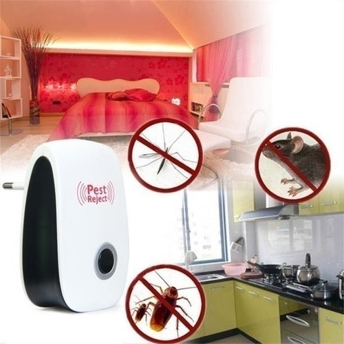 Home Life Ultrasonic Electronic Indoor Anti Mosquito Rat Mice Insects Pest Mouse Control Repeller