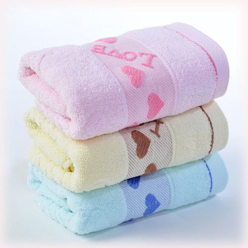 Quick-Dry Towels 70*140cm Pure Cotton Thicken Bath...