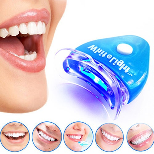 White Light Dental Personal Oral Hygiene Care White Light Whitelight Teeth Whitener Easy To White Your Teeth Whitening Blanchiment Dent