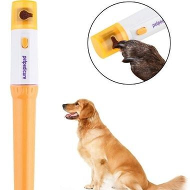Pet nail clipper Pedi Painless Pet Dogs Cats Paw Nail Trimmer Cut Electric Pets