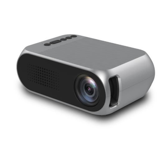 Cool Portable Projector Led Projector Proyector Portatil 500LM Audio HDMI USB Mini Projetor Home Theater Media Player Beamer