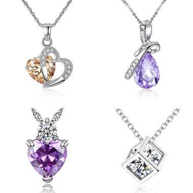 Winner Get All 4 pcs of Luxury Jewelry