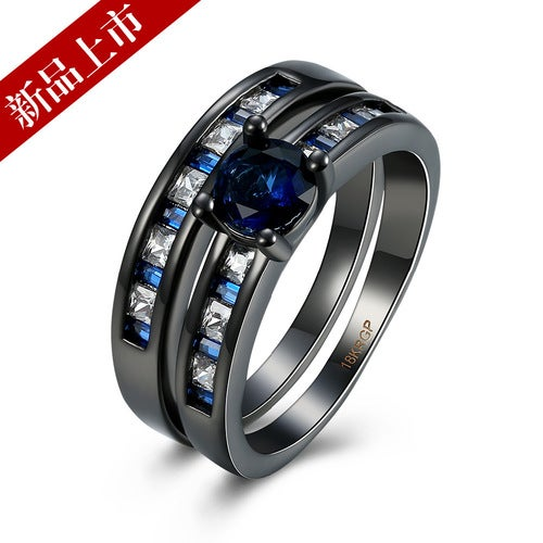 Specifically For Lakani Jewelry Home Jewelry Hot Alloy Rings Europe And The United States