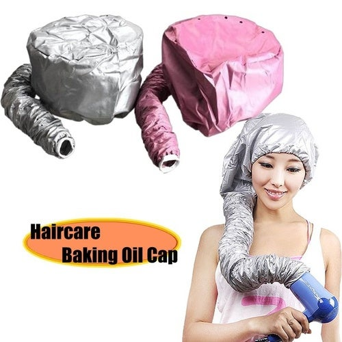 Home Portable Haircare Baking Oil Cap